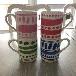 Kate Spade ♠️ Mug Set
